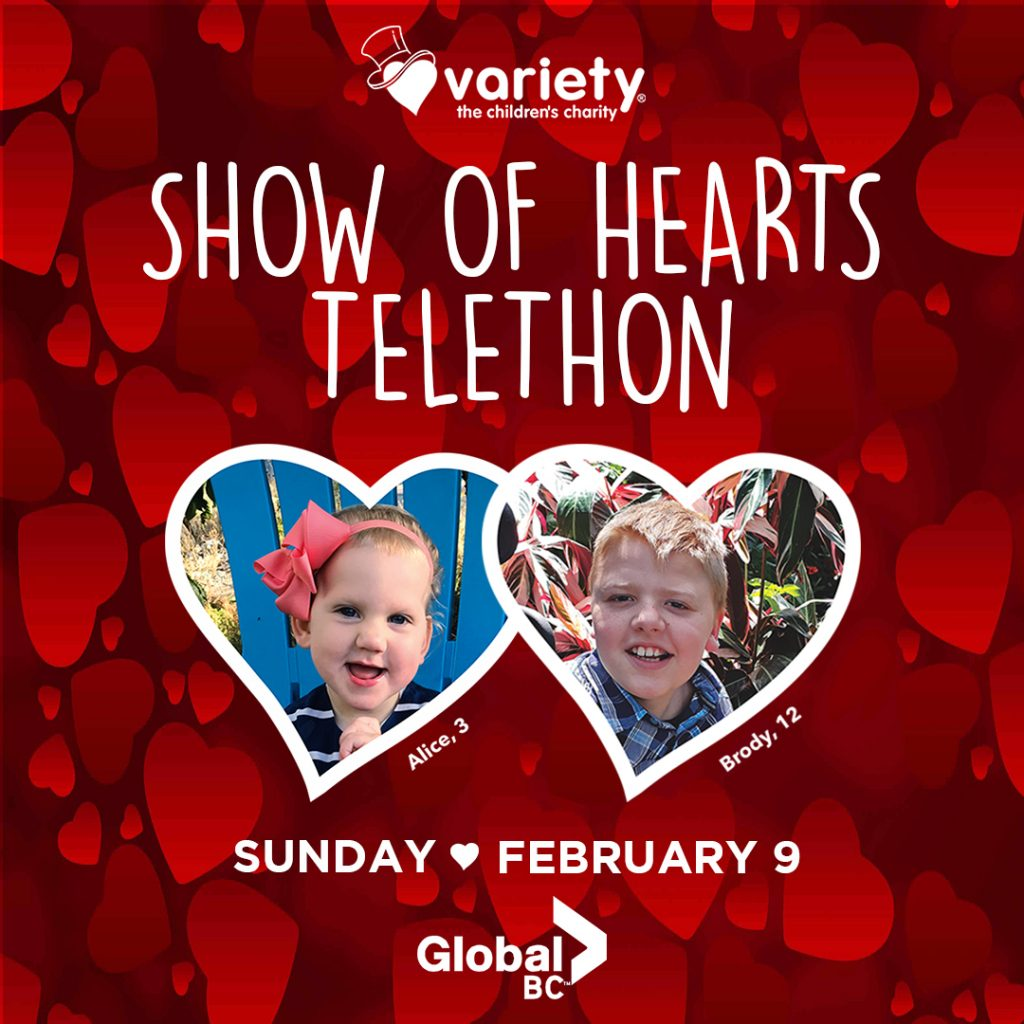 Variety Show of Hearts Telethon