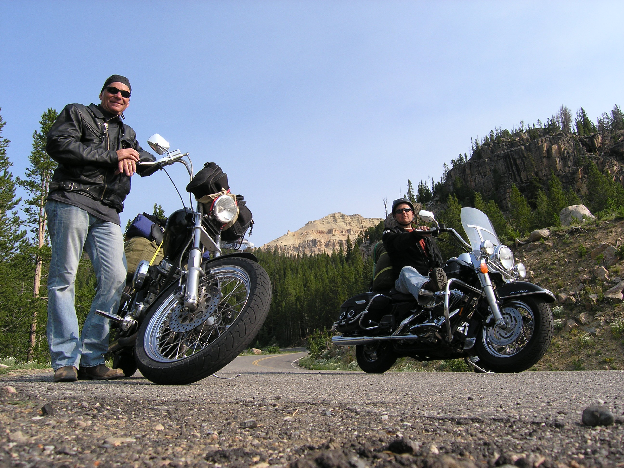 Montana to New Mexico Motorcycle Trip